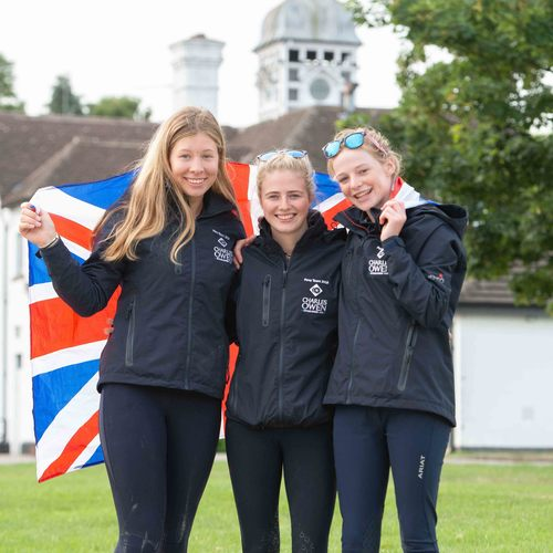Team GB Primed for Success at Pony Championships