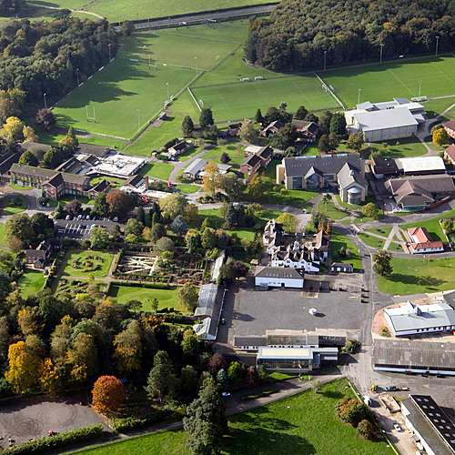Bishop Burton is rated in the top 5% of colleges nationally