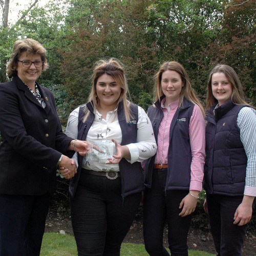 Beef Shorthorn Cattle Society's inaugural College Challenge Riseholme and Bishop Burton students amongst the finalists