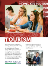 Bishop Burton College - Travel and Tourism